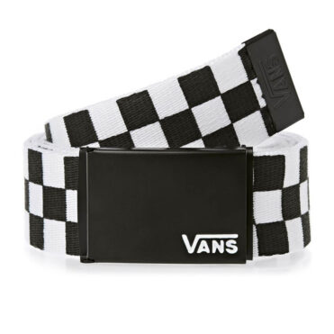 Vans Deppster II Web Belt Black White