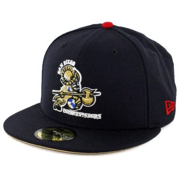New Era 59Fifty CTO San Diego Conquistadors Fitted Hat Dark Navy