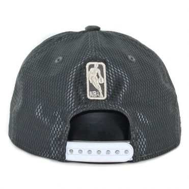 New Era 9Fifty Los Angeles Lakers On Court Official 2017 Snapback Hat Graphite