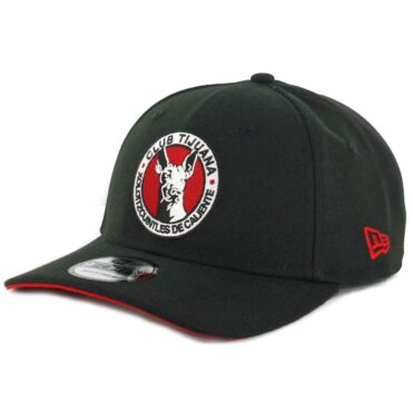 New Era 9Forty Tijuana Xolos Snapback Hat Black