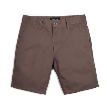 Brixton Toil II Short Graphite