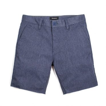 Brixton Toil II Short Heather Navy
