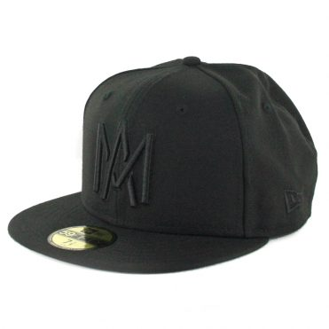 New Era 59Fifty Mexicali Aguilas Fitted Hat Blackout