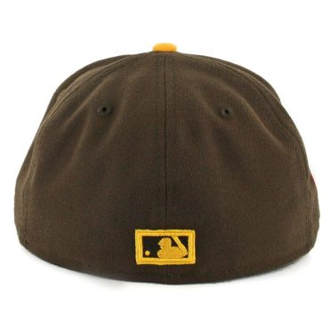 New Era 59Fifty San Diego Padres 1976 Jersey Front Centennial Patch Hat
