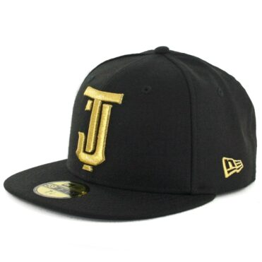 New Era 59Fifty Tijuana Toros Fitted Hat Black Gold