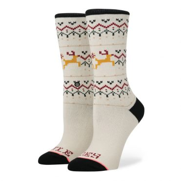 Stance Women's Mistle Toes Socks Cream