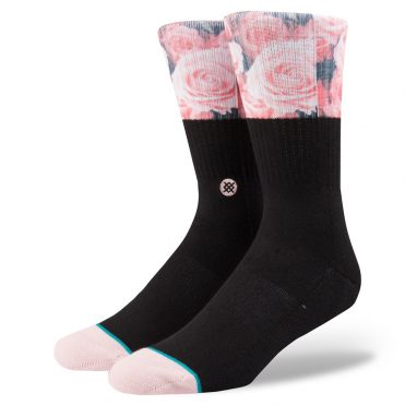 Stance Rosen Socks Black