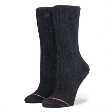 Stance Women's Mega Socks Black