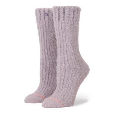 Stance Women's Mega Socks Purple