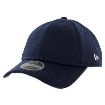 New Era 9Twenty San Diego Padres Suiting Strapback Hat Dark Navy