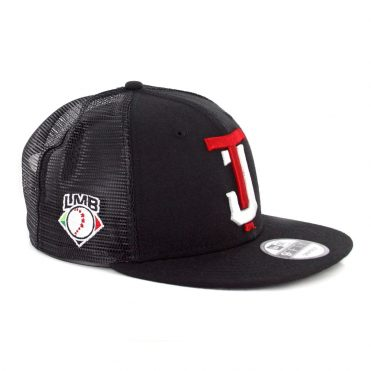New Era 9Fifty Tijuana Toros Official Trucker Snapback Hat Black