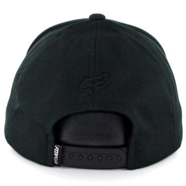 Fox Seek And Construct 110 Snapback Hat Dark Fatigue