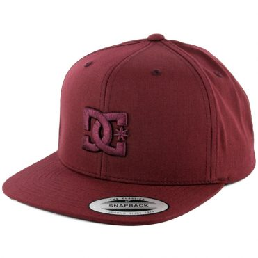 DC Shoes Snappy Snapback Hat Mysterioso
