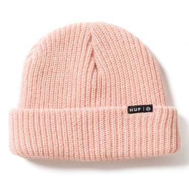 HUF Usual Beanie Pink