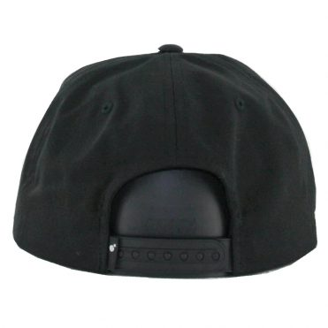 The Hundreds Seed Logo Snapback Hat Black