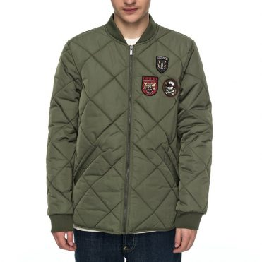 DC Shoes Hedgehope Jacket Vintage Green