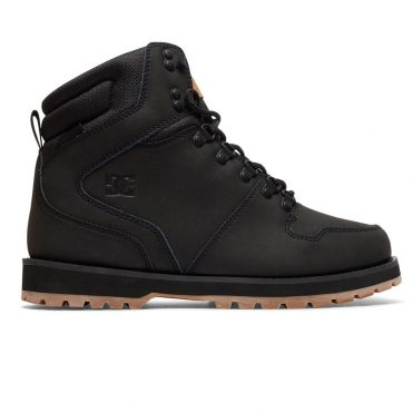 DC Shoes Men's Peary Boot Black Gum