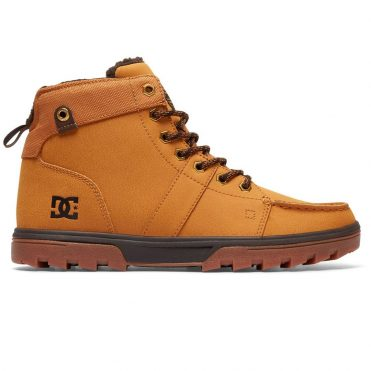 DC Shoes Men's Woodland Boot Wheat