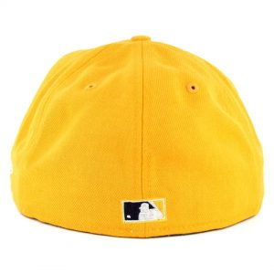 cheap for discount 3d8df 809b3 New Era 59Fifty Pittsburgh Pirates Vintage Wool Classic Fitted Hat Yellow.  🔍.  34.99