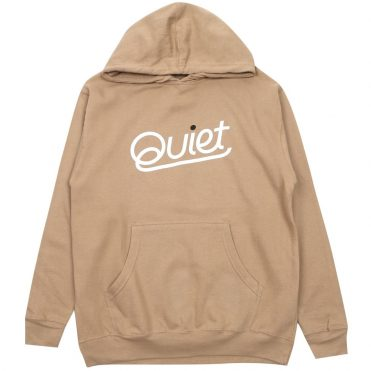 The Quiet Life Pullover Hooded Sweatshirt Sand
