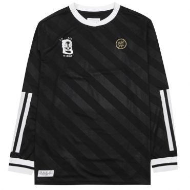 The Quiet Life Up All Night Soccer Jersey Black