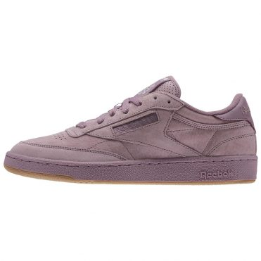 Reebok Club C 85 SG Shoe Smoky Orchid White Gum