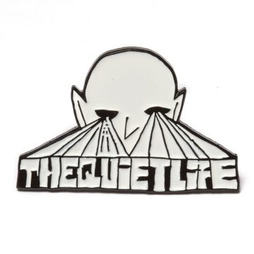 The Quiet Life Alien Eyes Lapel Pin