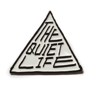 The Quiet Life Pyramid Lapel Pin