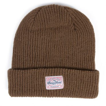Benny Gold Anti-Work Wear Beanie Khaki