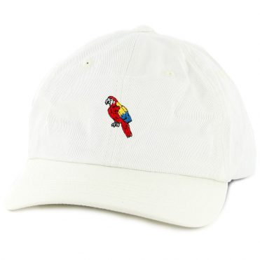 10 Deep Chill Zone Dad Strapback Hat Off White