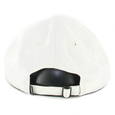 10 Deep Sound & Fury Dad Strapback Hat Off White