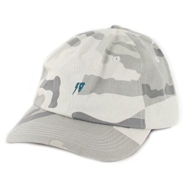10 Deep Surplus Strapback Hat Artic Woodland Camo