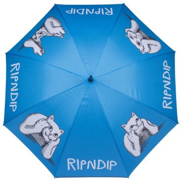 Rip N Dip Stoner Umbrella Blue