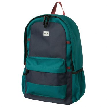RVCA Frontside Backpack Teal Green