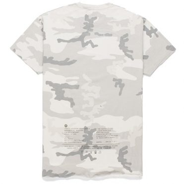 10 Deep Corp Surplus T-Shirt Artic Woodland Camo
