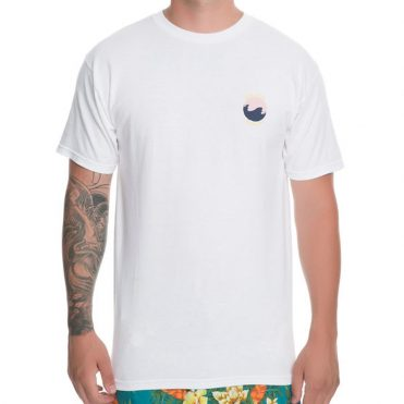 10 Deep Waves T-Shirt White