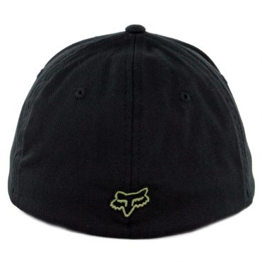 Fox Direct Flexfit Hat Black Military