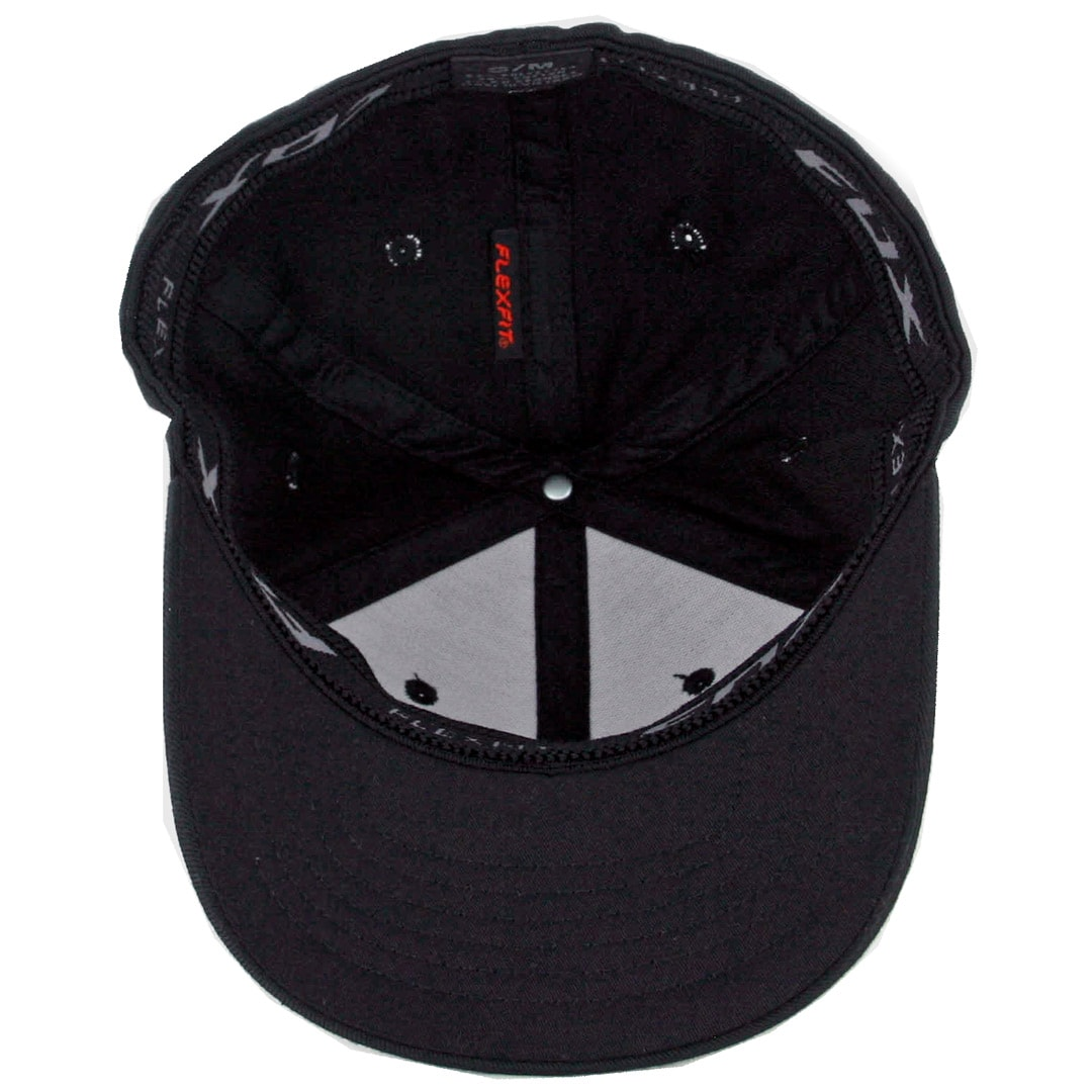 Fox Direct Flexfit Hat Black Military - Billion Creation Streetwear