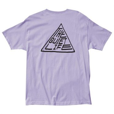 The Quiet Life Pyramid T-Shirt Lilac