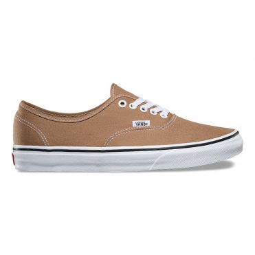 Vans Authentic Shoe Tigers Eye True White