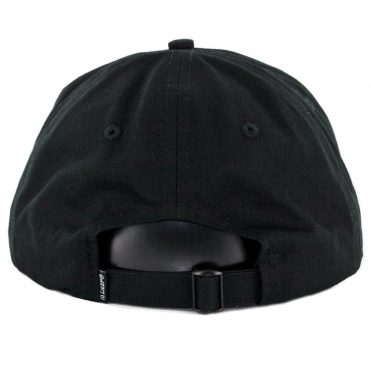 10 Deep All Is Well Strapback Hat Black