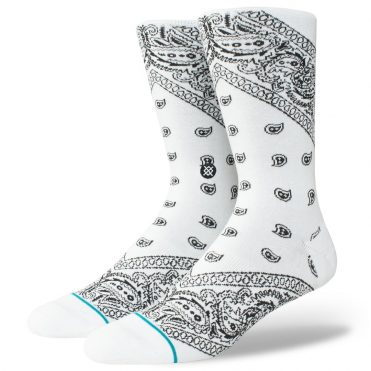 Stance Barrio 2 Sock White