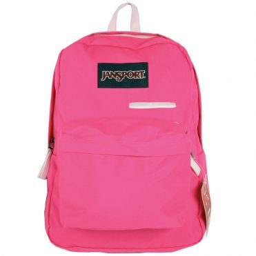 JanSport Digibreak Back Pack Prism Pink