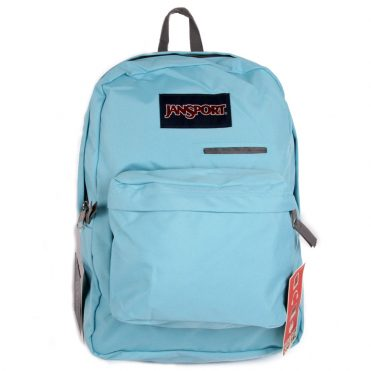 JanSport Digibreak Back Pack Blue Topaz