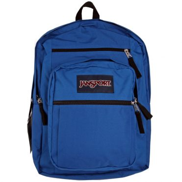 JanSport Big Student Back Pack Stellar Blue