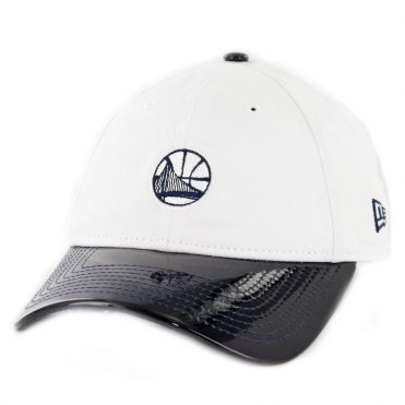 New Era 9Twenty Golden State Warriors Retro Hook Strapback Hat