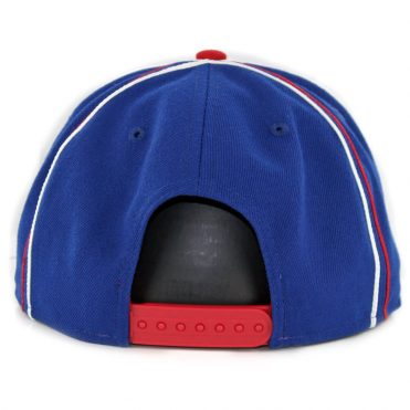 New Era 9Fifty Montreal Expos Y2K Team Soutache Snapback Hat Royal Red
