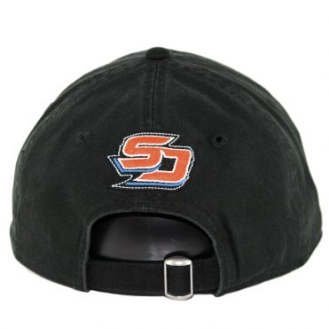 New Era 9Twenty San Diego Gulls Strapback Hat Black