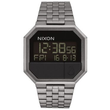 Nixon Rerun Watch Gunmetal