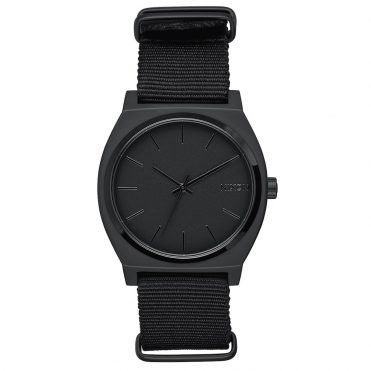 Nixon Time Teller Watch Matte Black
